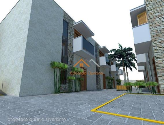 Casa Com 3 Dormitórios À Venda, 100 M² Por R$ 280.000,00 - Massaguaçu - Caraguatatuba/sp - Ca0149