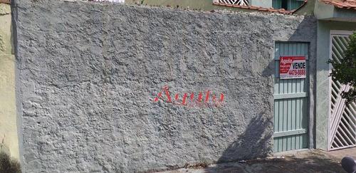 Terreno À Venda, 125 M² Por R$ 270.000,00 - Jardim Rina - Santo André/sp - Te0172