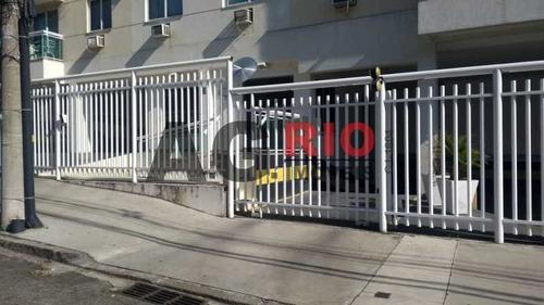 Apartamento-à Venda-vila Valqueire-rio De Janeiro - Agv22389