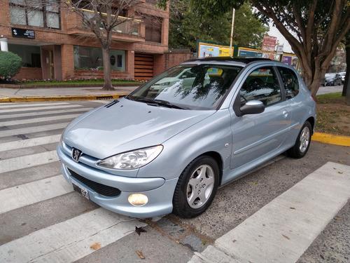 Peugeot 206 1.6 16v Xs Premium 2005 Techo
