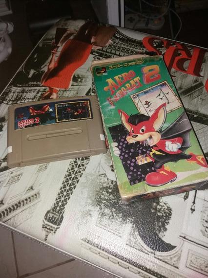Aero The Acrobat 2 Super Nintendo