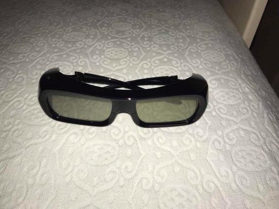 Óculos 3d Sony - Tdg-br250 Preto
