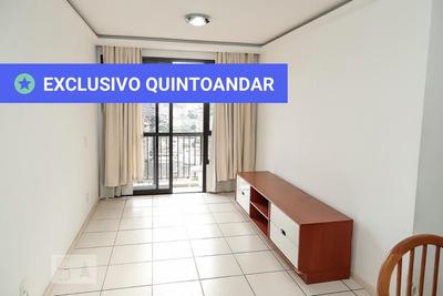 Apartamento No 9º Andar Com 2 Dormitórios E 1 Garagem - Id: 892928142 - 228142