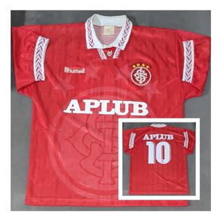 Camisa Internacional Porto Alegre 1995 _ De Jogo