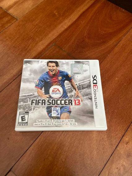 Fifa Soccer 13 3ds