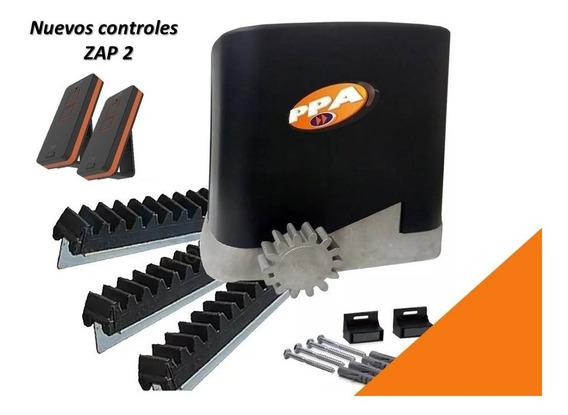 Kit Motor Para Portón Automático Ppa Home Eléctrico Corredizo Garantía 1 Año Robusto Analógico Freno Desaceleración