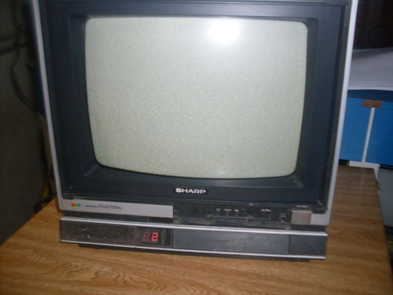 Tv Sharp De 14 Polegada Mod: C1490a