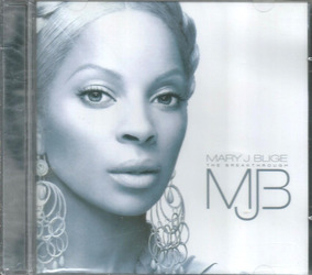 Cd - Mary J Blige - The Breakthrough - Lacrado