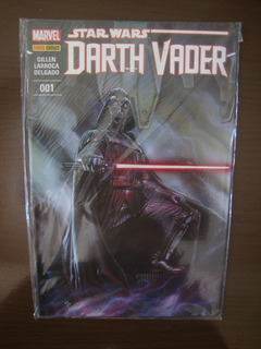 Hq Star Wars Darth Vader Nº 1 - Capa Principal - Panini