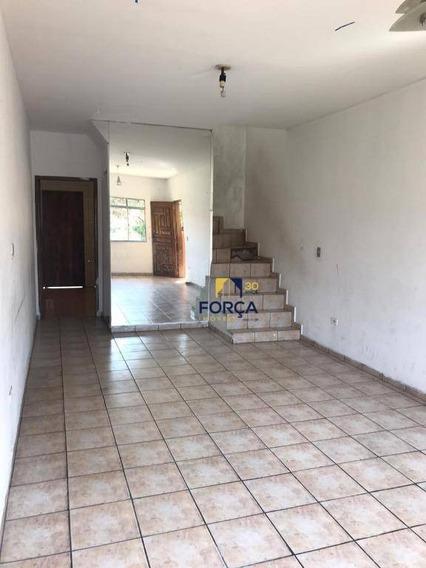 Sobrado Com 2 Dormitórios Para Alugar, 73 M² - Parque Uirapuru - Guarulhos/sp - So0029