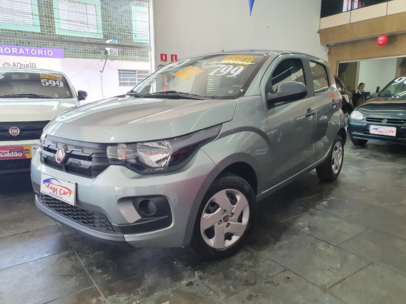 Fiat Mobi Like 1.0 Fire Flex 2019 Carro Para Aplicativo Uber
