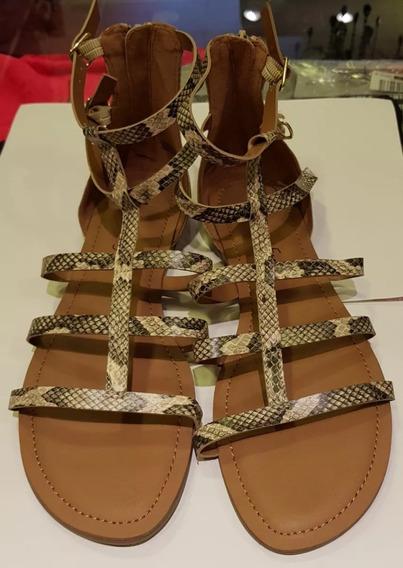 Sandalias Gladiadoras Importadas