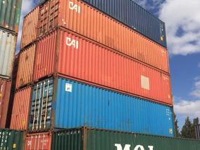 Contenedores Maritimos 20/40 Pies Containers Usado La Plata