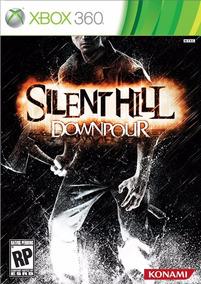 Jogo Mídia Física Silent Hill Downpour Original Xbox 360
