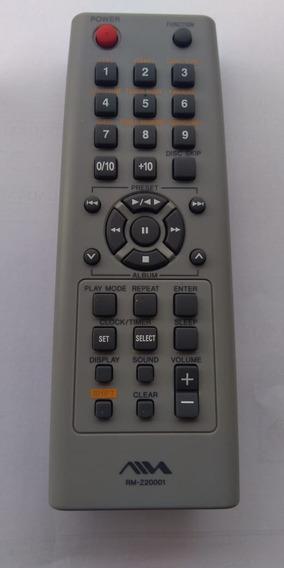 Controle Remoto Aiwa Rm-z2001