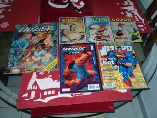 Colección De Revistas Comics