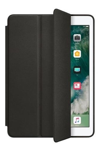Smart Case iPad Air 2 Apple Poliuretano Sensor Sleep Preta