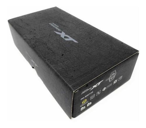 Imagen 1 de 5 de Pedales Shimano Deore Xt M 8120 Con Calas