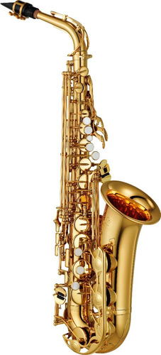 Imagen 1 de 5 de Saxo Alto Yamaha Yas280