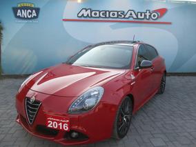 Alfa Romeo Giulietta 1.8t Quadrifoglio Verde Aut 2016 Iva Cr
