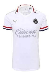 Jersey Playera De Futbol Chivas Guadalajara Nueva Hombre