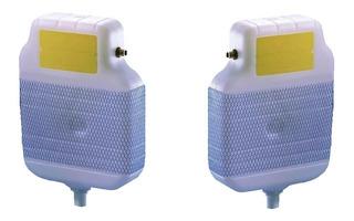 Depósito Embutir Estándar Ideal Termoplástico Boton Pvc 12 L