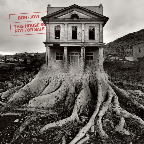 Bon Jovi This House Is Not For Sale Cd Nuevo Cerrado