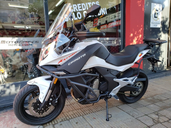 Cf Moto 650 Mt Trial Abs Valijones Modelo 2020 Cfmoto Mt650