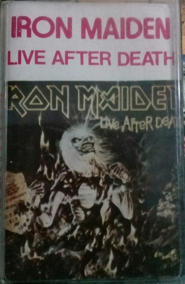 Fita K 7 Iron Maiden
