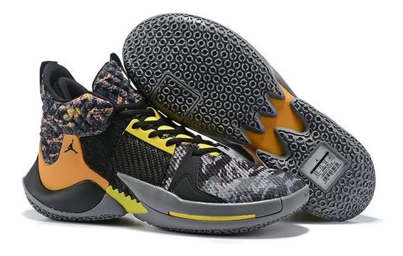 Tenis Nike Jordan Why Not Zer0.2 Westbrook Frete Gratis