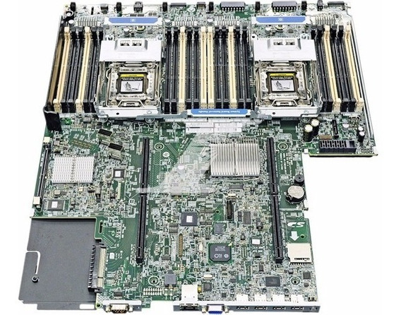 Placa Mae Hp Proliant Dl380p Gen8