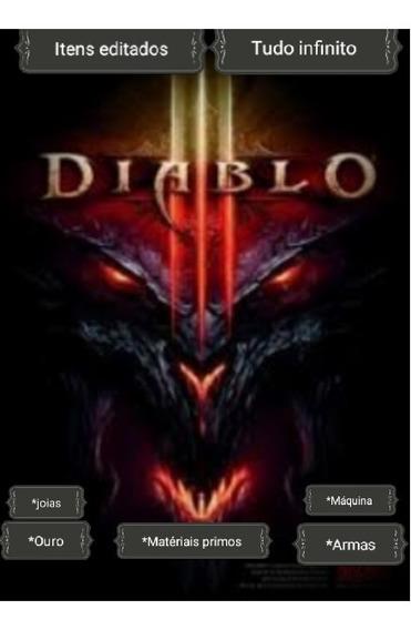 Diablo 3 Save Game Editado Promoção