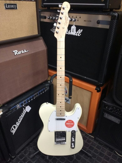 Guitarra Electrica Squier Affinity Telecaster Aw Maple