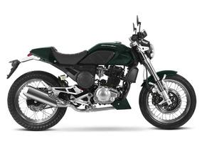 Moto Zanella Ceccato X 250 Cafe Racer 250 X Urquiza Motos