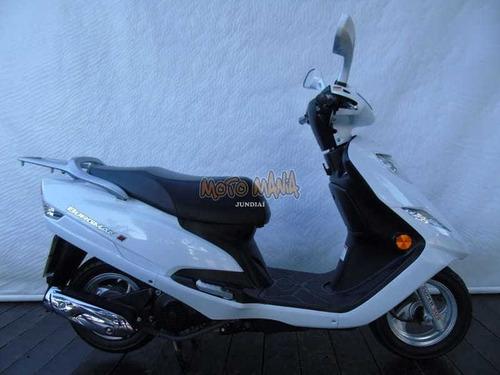 Suzuki Burgman 125 2019 Branca