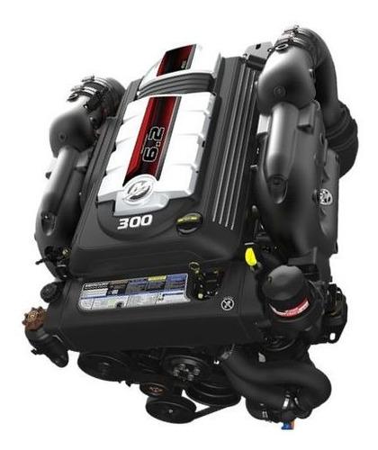 Imagem 1 de 1 de Motor Centro  6.2 L 300 Hp  Bravo 3