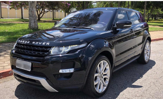 Land Rover Evoque 2.0 Si4 Dynamic 5p 2013