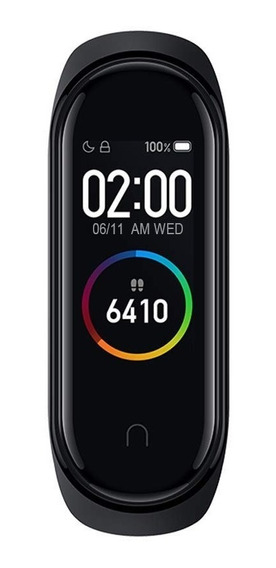 Pulsera Inteligente Xiaomi Mi Band 4 Global Negro