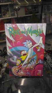 Rick And Morty N º 1 /panini Hq
