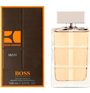 Perfumes Boss Orange Caballero 100 Ml Original Envio Gratis