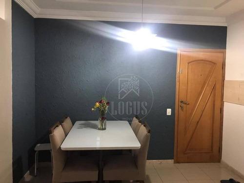 Imagem 1 de 8 de Apartamento Com 2 Dormitórios À Venda, 70 M² Por R$ 300.000,00 - Vila Lúcia - São Bernardo Do Campo/sp - Ap1189