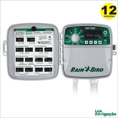 Controlador Irrigação Esp-tm2 - 12 Estações 230v Para Wifi