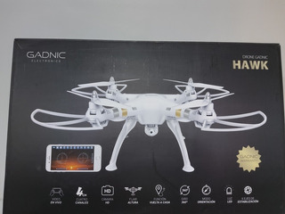 Drone Gadnic Buzzard T70 Con Camara Hd.. Ver Descripcion!!!