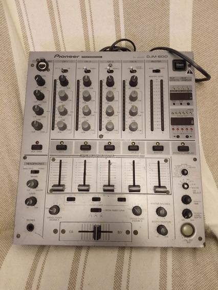 Mix Djm 600 Prata