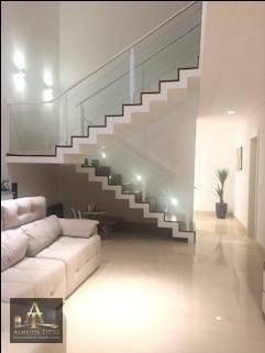 Magnifica Casa Á Venda No Residencial Alpha Plus - Alphaville - Confira ! - Ca1427