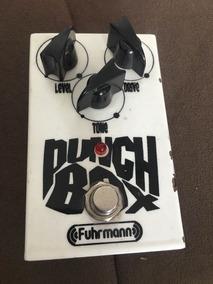Pedal Guitarra Punch Box Fuhrmann