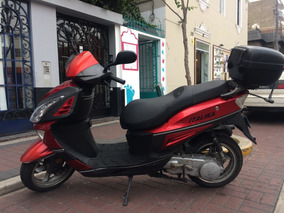 Moto Italika Elektra De 150cc