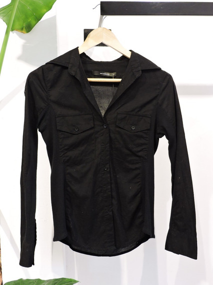 Camisa Negra Akiabara