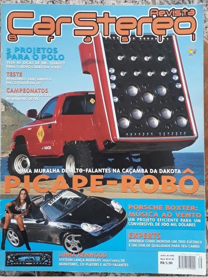 Revista Car Stereo Brasil - Ano 03 - Número 35