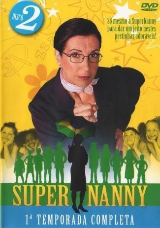 Dvd Super Nanny 1 Temporada Completa